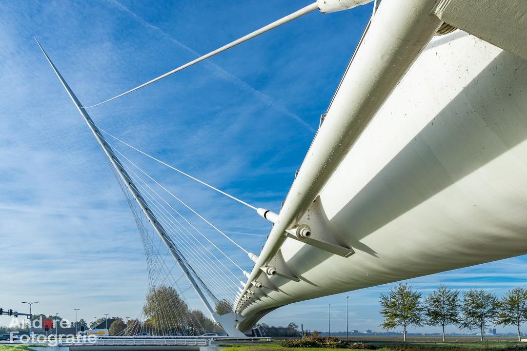 calatrava brug, hoofddorp, fotograaf rijswijk, architectuurfotografie rijswijk, foto rijswijk, architectuur fotograaf, fotoshoot rijswijk